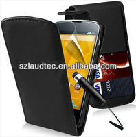 2013 New New New High quality Leather Flip Case for LG Nexus 4 E960