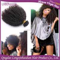 High quality 8a grade aliexpress brazilian Afro kinky human hair