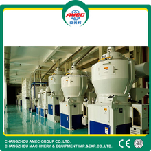 Whole set parboiled rice processing line parboiled rice mill machines for sale