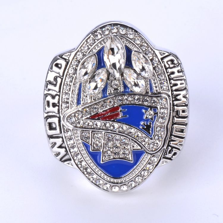 CP0001 JN Wholesale Pre-sale 2016-2017 New England Patriots Super Bowl Official Championship <strong>Rings</strong> For MVP Tom Brady