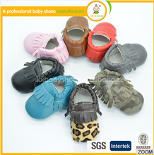 Free shipping baby shoes wholesale soft sole baby leather shoes