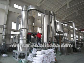 Kaolin Flash dryer / Bentonite Rotary Flash Dryer / Flash drying machine