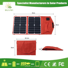 Mobile flexible solar panel charger 30W or OEM 200W made in China