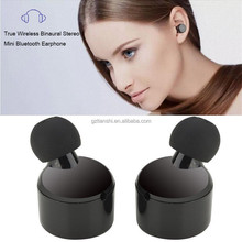 2017 wholesale price super mini bluetooth headset earphone with micro made in mainland