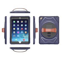 for new ipad 9.7 2017 Rugged smart case,for ipad air shock proof covers wholesale from professional guangzhou factory