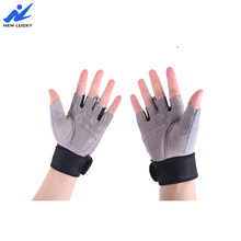 Custom Horse half fingers Riding Gloves / Motorcycle Racing Running Gloves