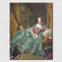 Home decoration art World Famous oil painting beautiful lady Nell Gwyn reproduction as Printed picture on catton canvas