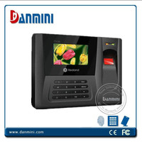 Realand Fingerprint and RFID Card Time Attendance Clock with Competitive PrIce ZDC20