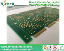6 layers HDI PCB with gold fingers