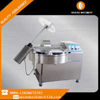 Halal meat and sausage processing machine meat bowl cutter TEL008613028676303