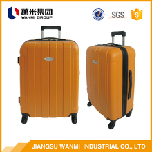 All aluminum PC box abs trolley luggage