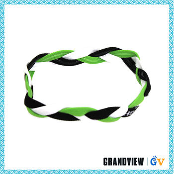 China professional manufacture elastic headband sport