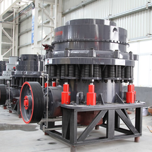 Symons Spring Cone crusher machinery for quarry plant
