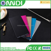 high quality protable led light power bank,cheapest factory price with free logo