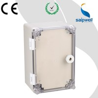 Saipwell IP66 300*200*160mm plastic waterproof tablet enclosure