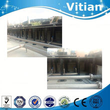 Vitian High Load Functional plastic pedestal for stone concrete tiles for Decking
