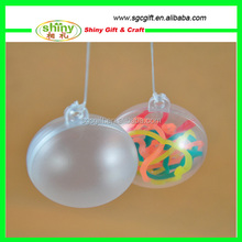 2015 popular sales hollow wholesale shatterproof christmas ball ornaments