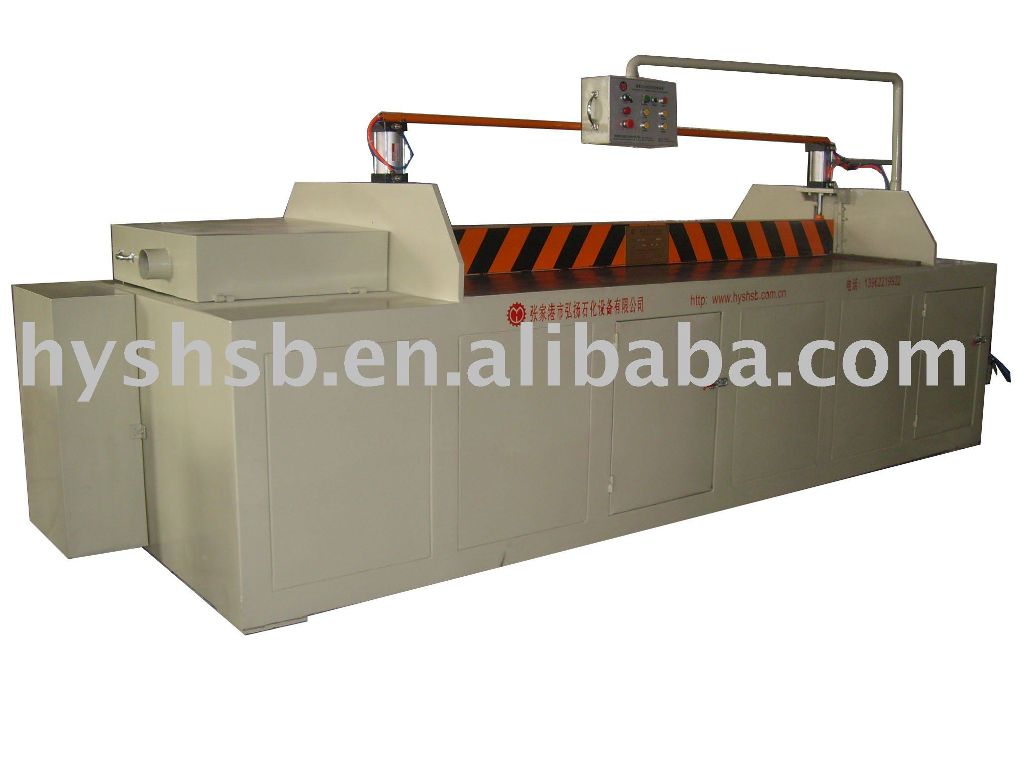 Aluminum Honeycomb Core Sawing Machine