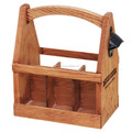 Wooden wine box for storage or collection