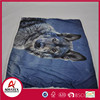 reasonable price panel screen printed micromink blanket
