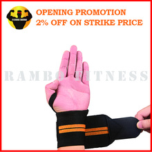 Factory Price Support Crossfit Wrist Wraps