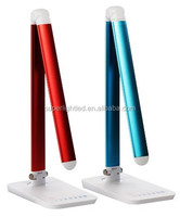 foldable and dimmable LED table lamp fit for reading and working