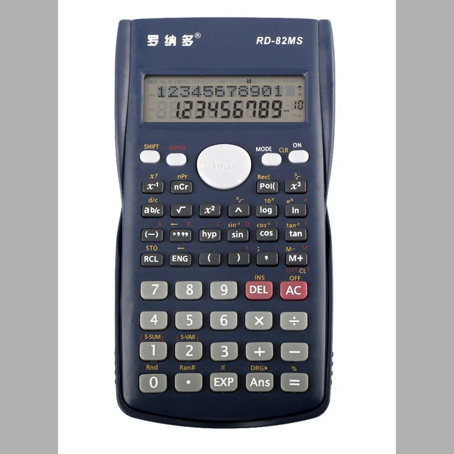 promotional gift calculator with backlight solar large scientific calculator calculator with backlight
