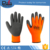 Hot sale high quality breathable latex work gloves