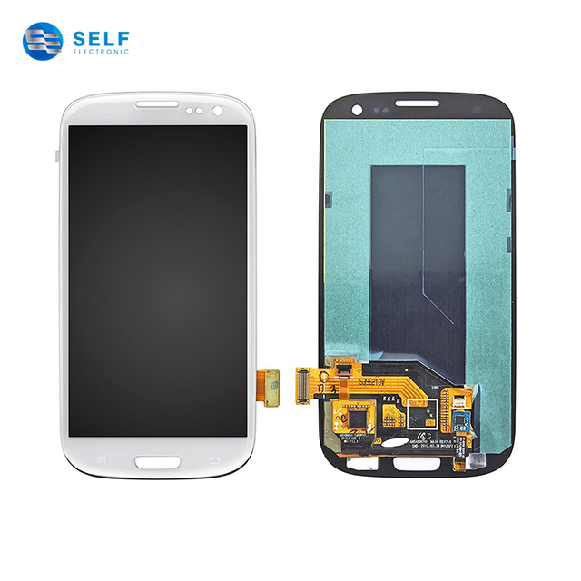 Mobile phone accessories replacement touch screen display lcd for samsung galaxy s3 i9300 lcd