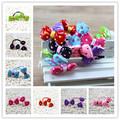 Candy color Girl's baby Popular colorful bow knot hairdress hair accessories hair holder
