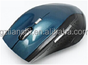 2015 factory hot selling comfortable 6D optical wireless mouse