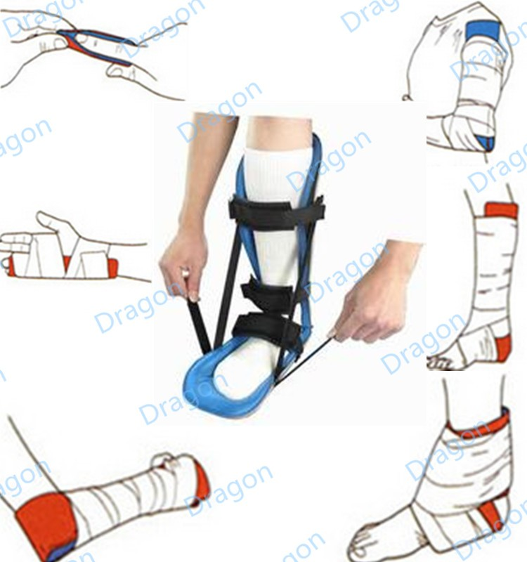 DW-FA012 Rescue Aluminum Arm Splint