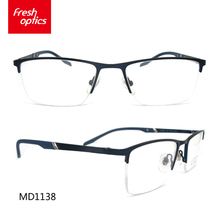 MD1138 High quality designer frames optical glasses frame 2018 for men