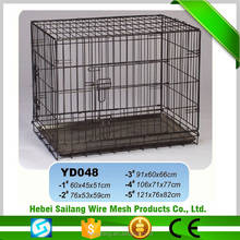 China low price products mesh dog cage new items in china market