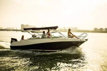 The low price fiberglass sport yacht for sale