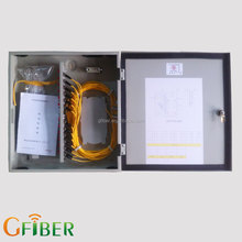 Gfiber electrical junction metal box joint