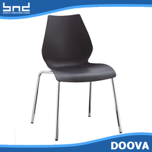 Original plastic chair hot selling chair with iron legs multifunctional chair