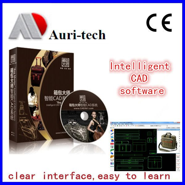 Bags Master OEM independent research and development wholesale bags designer pattern grading software