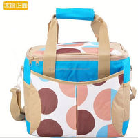 cooler bag/ six pack bottle wine cooler bag/ shopping trolley cooler bags