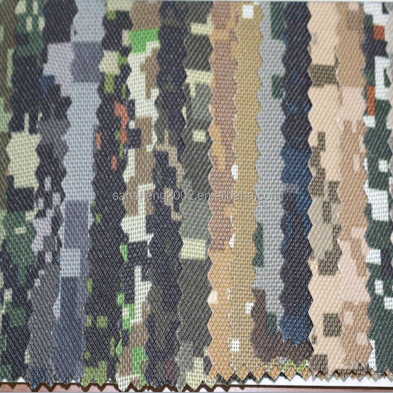 1000D*1000D Nylon Multicam Cordura Fabric with Print /Cordura Fabric