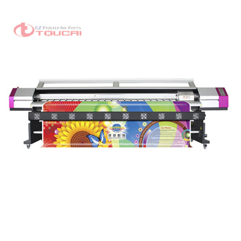 Hot sale! 1440dpi resolution 1.6m 1.8m 2.1m 2.5m 3.2m eco solvent printer with dx5