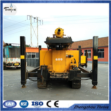 Depth Portable Engineering water borehole machines/water well drilling equipment for sale