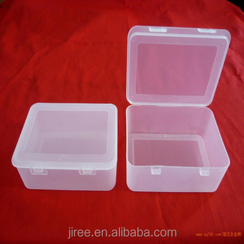 small plastic cases containers holders bins