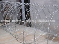 razor barbed wire mesh(security fencing)