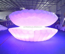 Inflatable party decoration inflatable seashell for party/wedding