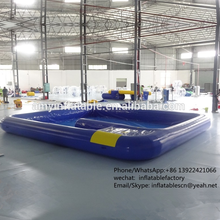 PK Amusement Park Large Inflatable Swimming best soccer pool Cheap Price For Kids & Adults