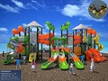 Best-selling sea sailing style slide and swing equipment on playground