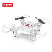 SYMA X12S Pocket Mini RC Drone Remote Control Helicopter Nano Quadcopter 4CH 6 Axis Gyro 360 Eversion Headless Mode Indoor Toy