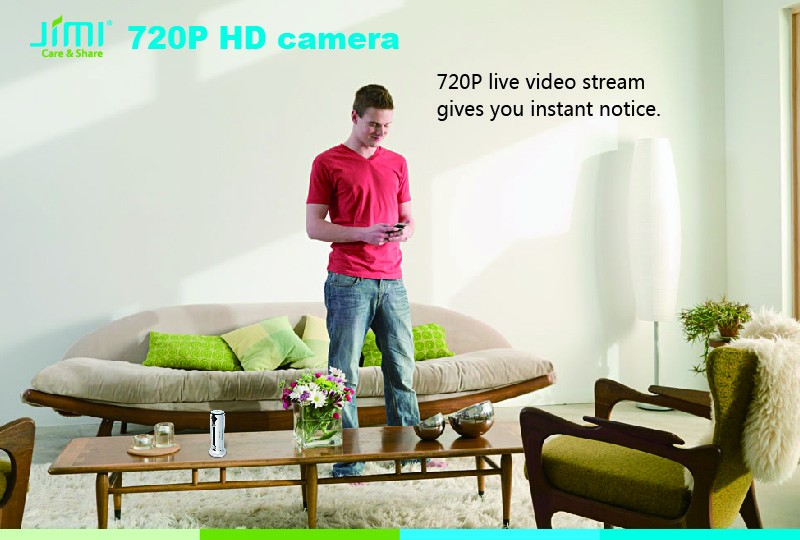 3g live camera Motion and sound detection pushed notification via app,SMS,and email automatically 1H.264 compression