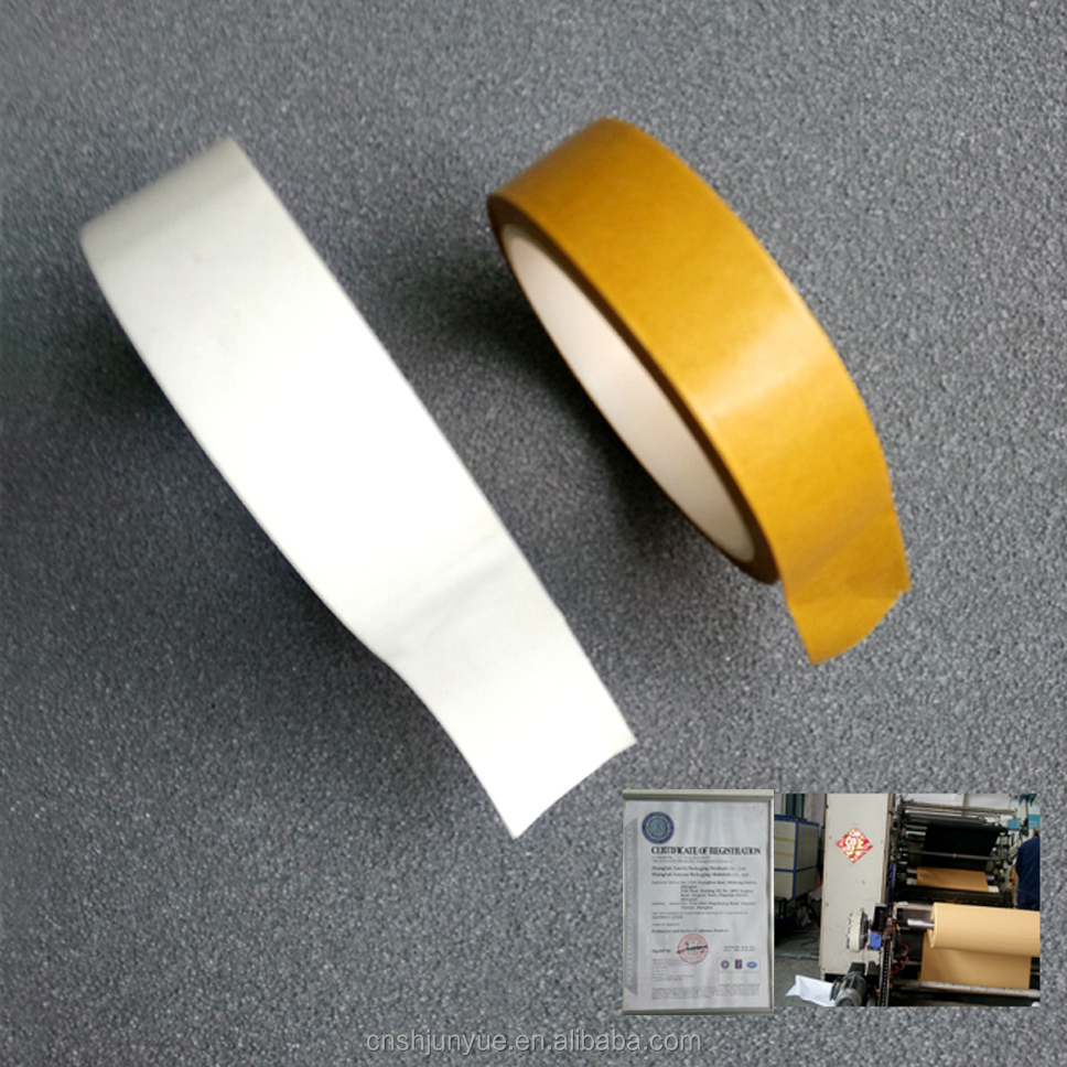 general purpose double sided PP carpet tape from direct factory